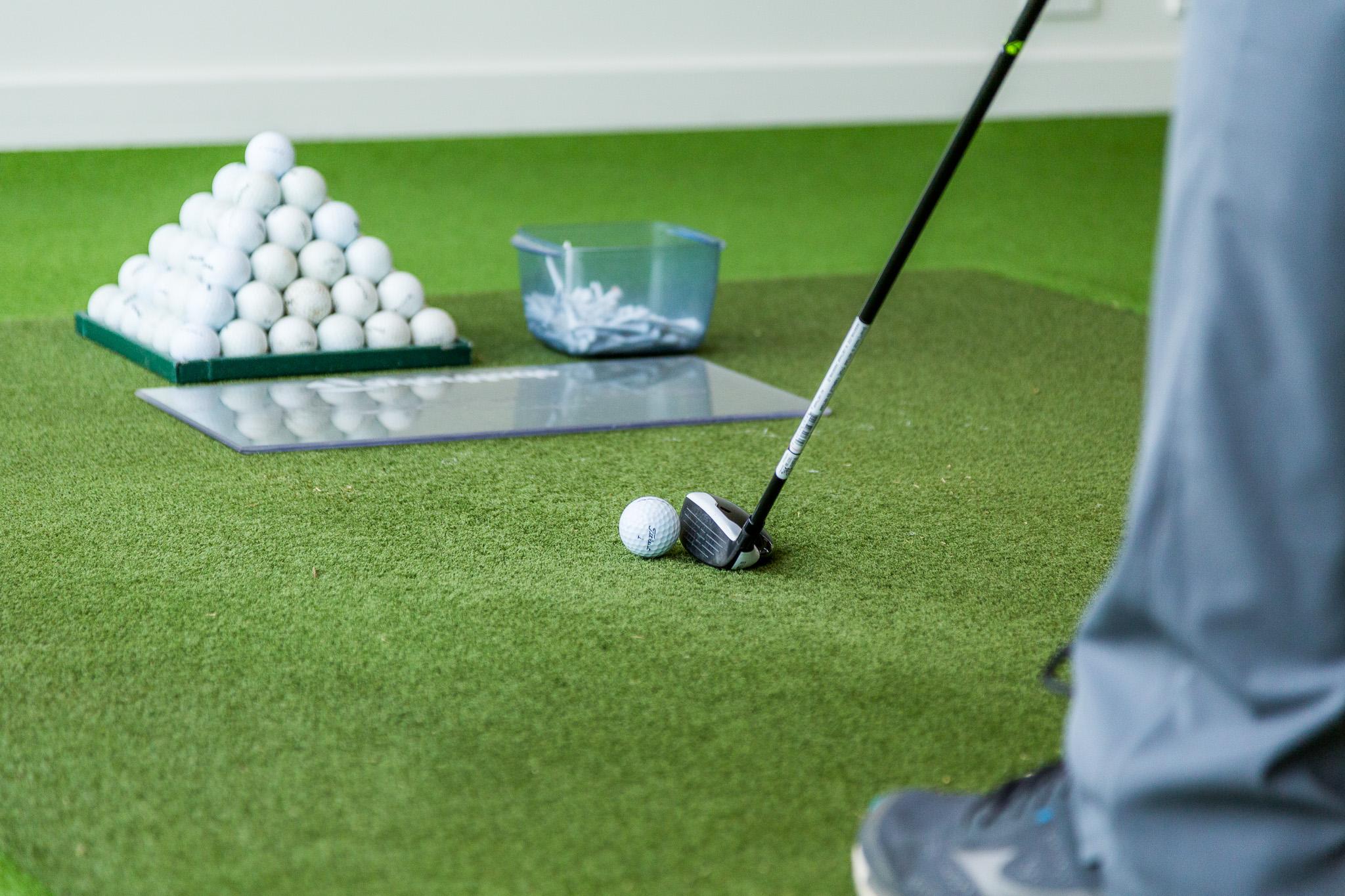 The Eastern Golf Club - Golf Tuition