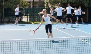 Cardio Tennis at Eastern Golf Club