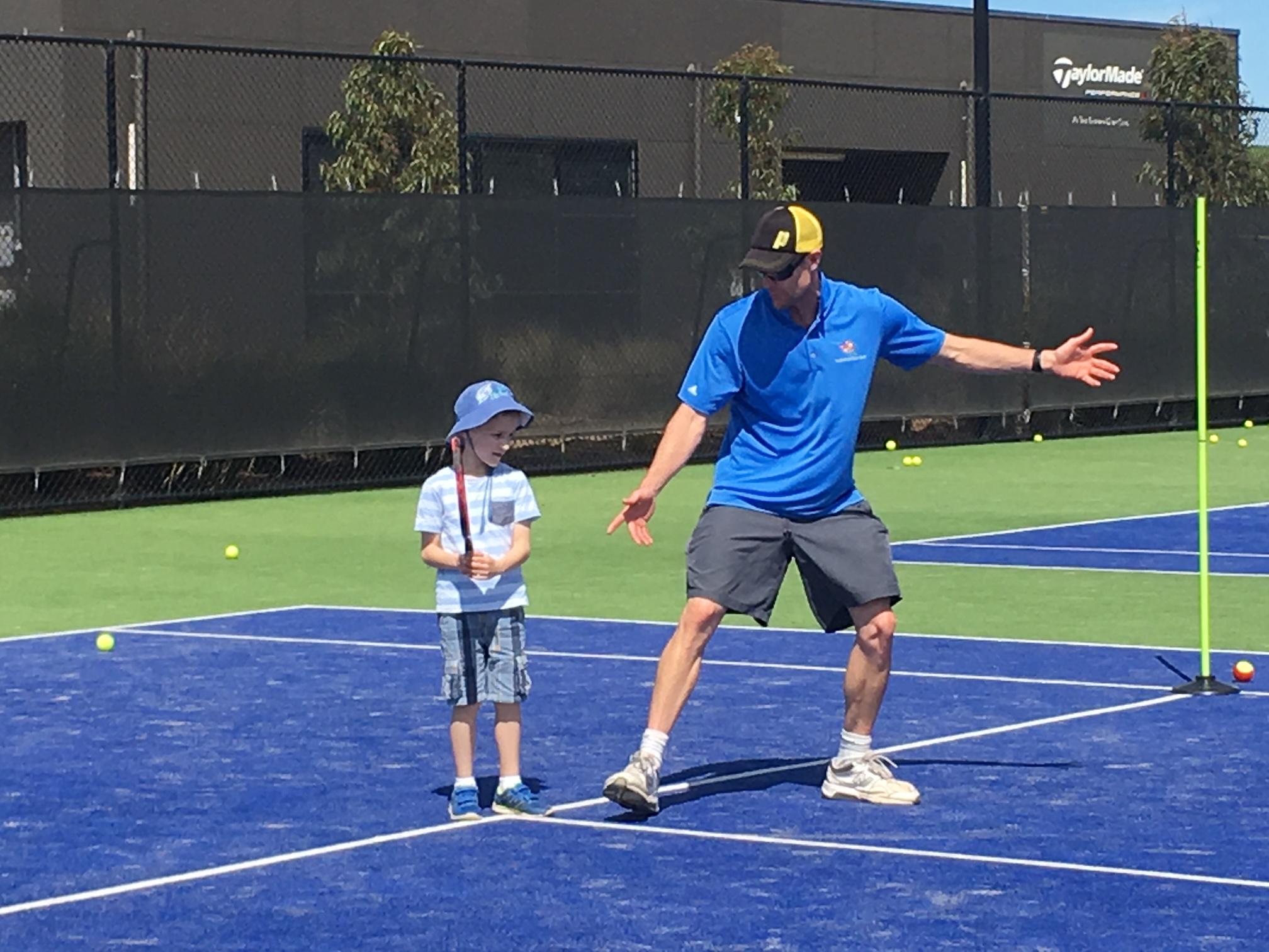 Tennis Coaching at Eastern Golf Club