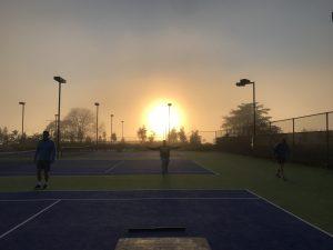 The Eastern Golf Club - Tennis Courts