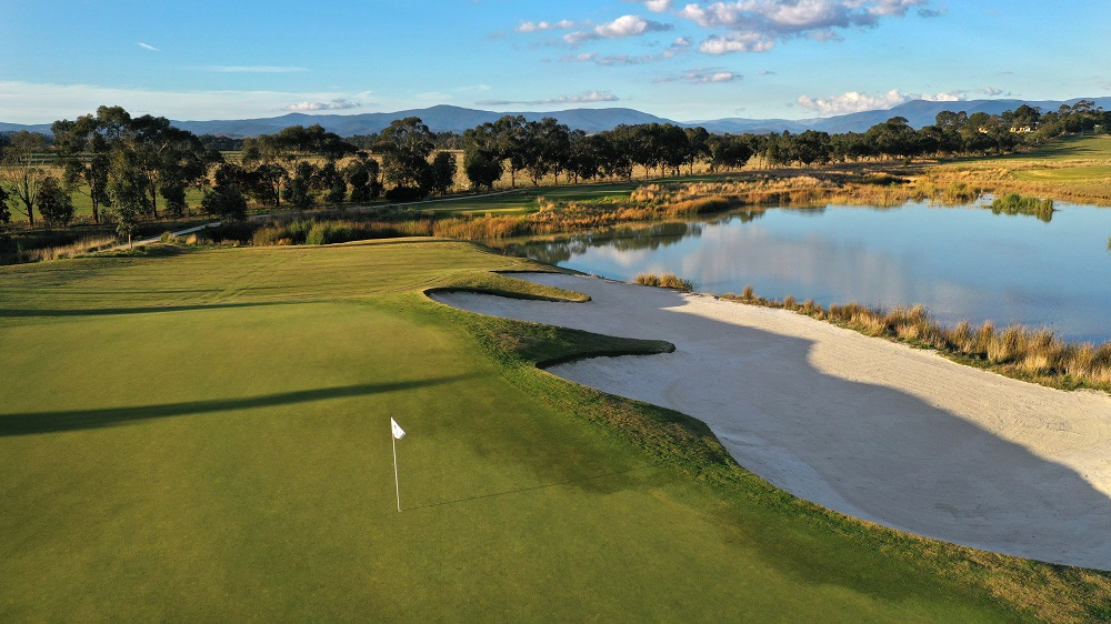The Eastern Golf Club - Golf Course - 13th Hole
