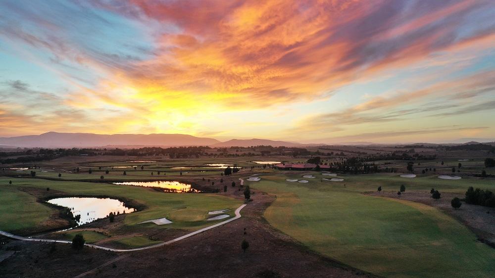 The Eastern Golf Club - Sunrise - 18th Hole