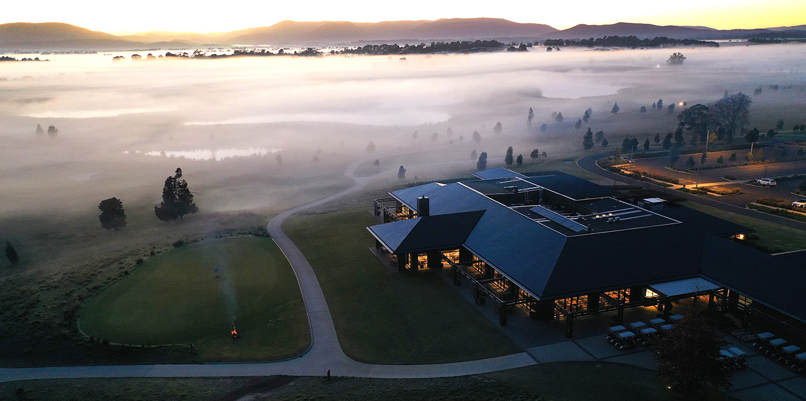 The Eastern Golf Club - Clubhouse
