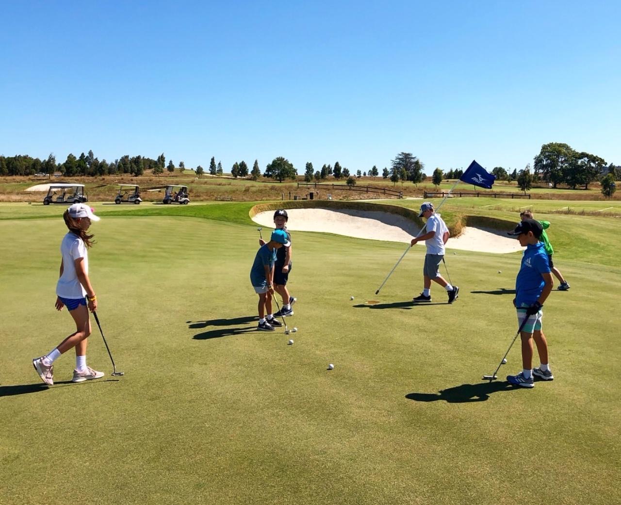 The Eastern Golf Club - Junior Golf Academy
